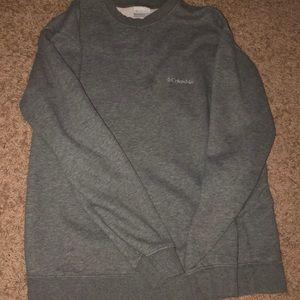 Columbia pullover, size medium
